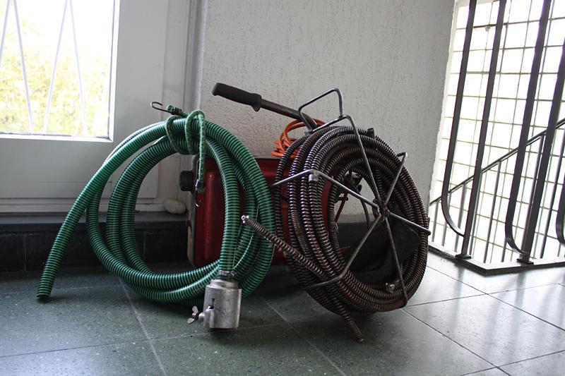 Rohrreinigung und Kanalreinigung